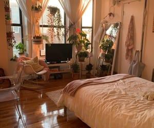 room, girl, and girly image