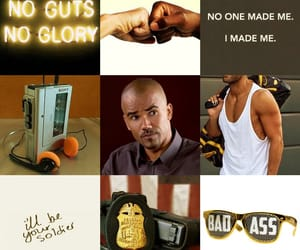aesthetic, character, and criminal minds image