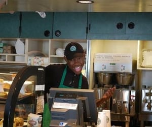 tyler the creator and starbucks image