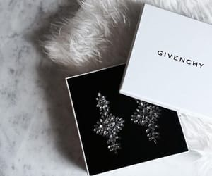 Givenchy, earrings, and luxury image