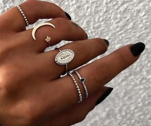 accessories, jewelry, and rings image
