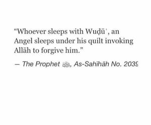 hadith and wudhu image