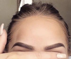beautiful, girls, and makeup image