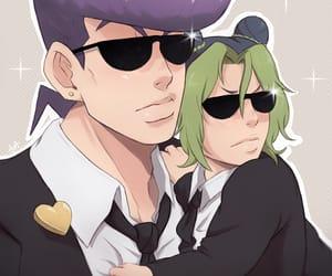 anime, josuke higashikata, and jojos bizarre adventure image