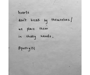 broke, broken, and heart image