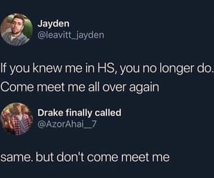 funny, goals, and high school image
