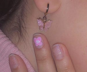 aesthetic, pink, and jewellery image