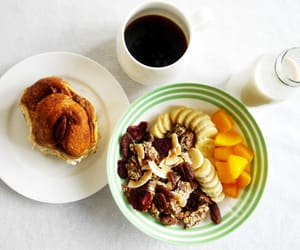 breakfast, fruit, and tropical image