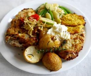 bake, eat, and fish image