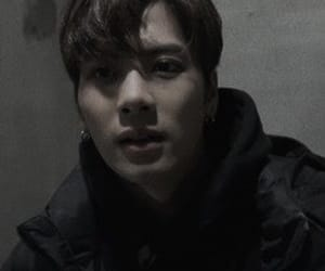aesthetic, dark, and kpop image