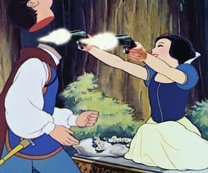 disney, snow white, and prince image