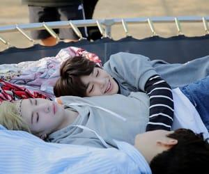 stray kids, i.n, and jeongin image