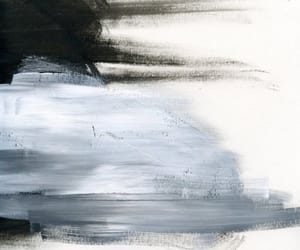 black, grey, and paint image