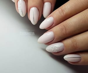 nails, ideas, and white image