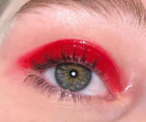 art, brow, and eye image