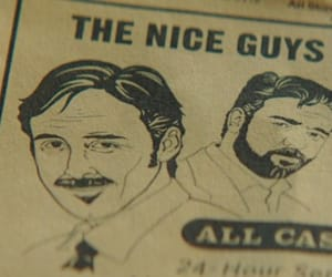 1970s, detectives, and the nice guys image