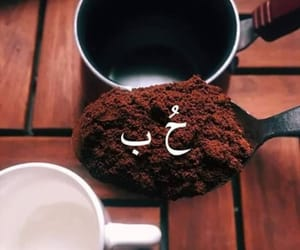 coffee, evening, and كلمات‬ image
