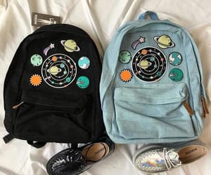 backpack, tumblr, and alternative image