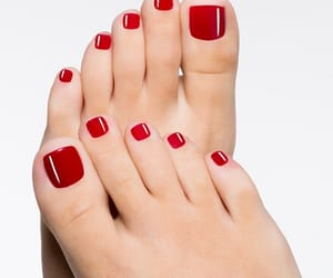 pedicure steps in hindi image