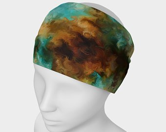 headband, turquoise, and kingman image