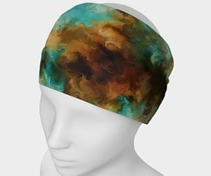 turquoise, kingman, and headband image