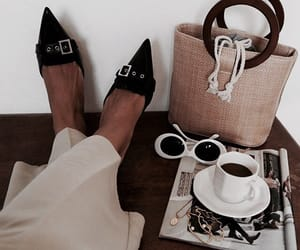 fashion, shoes, and chic image