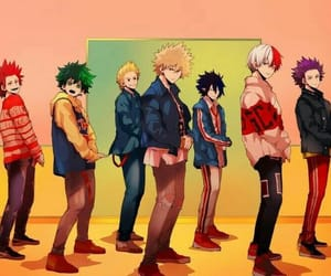 boku no hero academia, my hero academia, and hero academia image