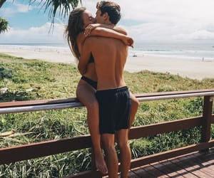 Relationship, aesthetic, and beach image