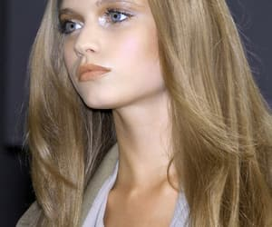 Abbey Lee Kershaw, beauty, and blonde hair image