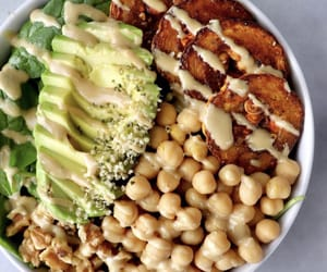 dinner, healthy, and lunch image