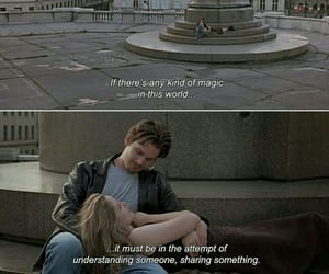 before sunrise, love, and magic image