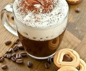 Cookies, cafe, and coffee image