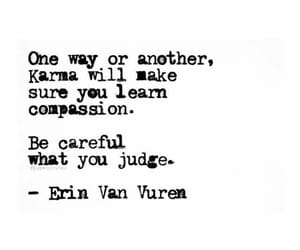 be, compassion, and judge image