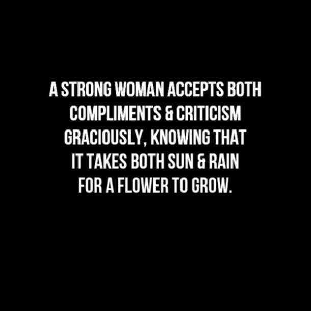 quotes, woman, and flower image
