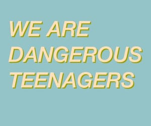 tumblr, aesthetic, and dangerous image