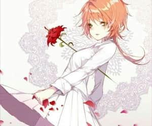 anime, yakusoku no neverland, and the promised neverland image