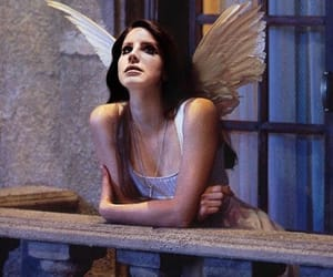lana del rey, aesthetic, and angel image