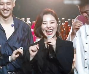 gif, moonbyul, and JYP image