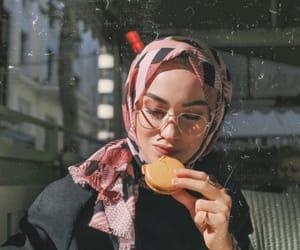 hijab, hijab style, and turkish hijab image