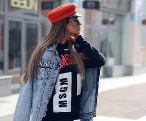 Fila, sporty, and street fashion image