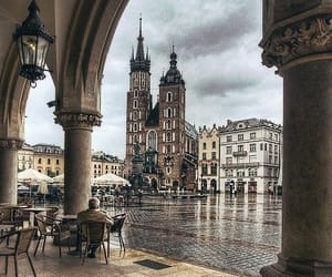 Poland, city, and Krakow image