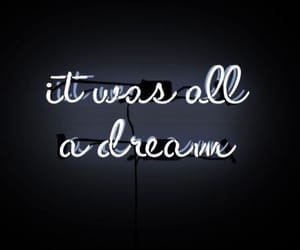 Dream, black, and quotes image