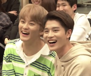 mark lee, taeil, and nct image