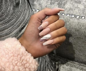 beauty, nails, and nails goals image