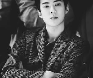 exo, sehun, and idol image