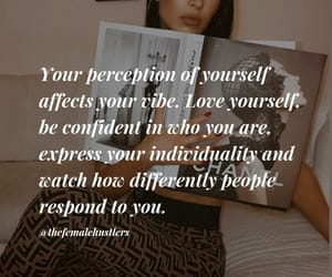 chic, empowerment, and encouragement image
