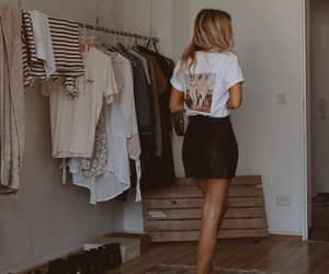 aesthetic, closet, and fashion image