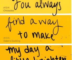quotes, love, and yellow image