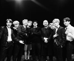 twitter, bangtan, and bts image