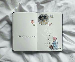 book, kpop, and jungkook image